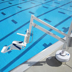 Splash! HI/LO Pool Lift by S.R.Smith ADA-Compliant