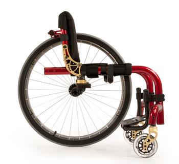 Quickie Zippie Zone Rigid Youth Wheelchair On Sale