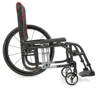 Quickie 2 Lite Folding Wheelchair On Sale With 120 Low
