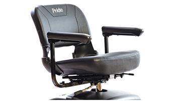 Comfortable seating