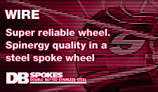 spinergy wire wheel background