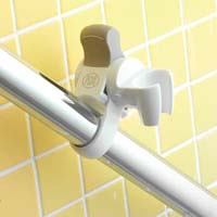 click for larger version of moen grab bar mount shower head holder