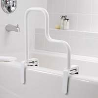Moen Tub Safety Bar - Multi-Grip Heights