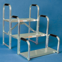 Para Ladder Seat to Floor Transfer Aids
